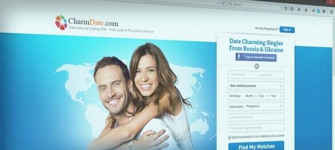 International dating site relationships