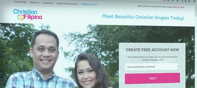 Filipina christian dating site